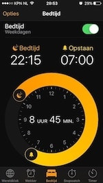 Prettiger wakker worden iOS
