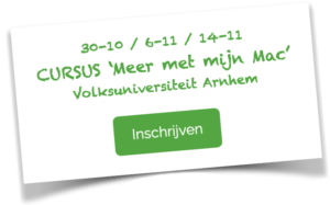 Apple computercursus Arnhem